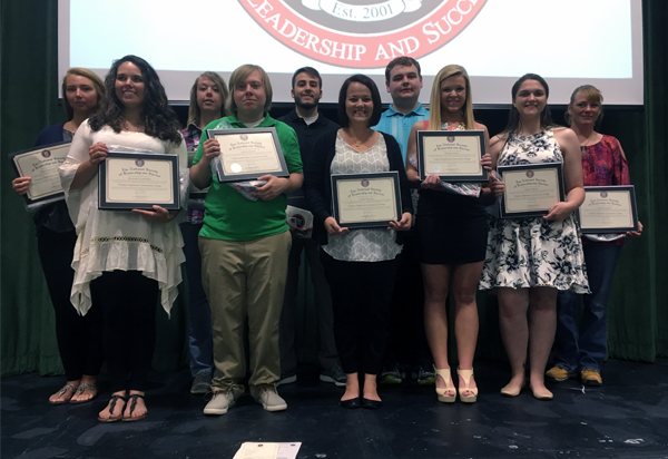 NSLS Inductees