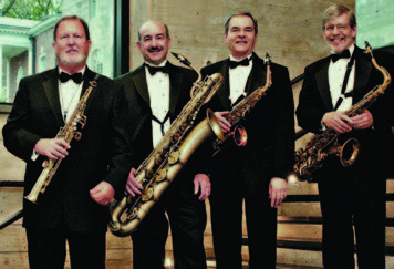 The Washington (DC) Saxophone Quartet