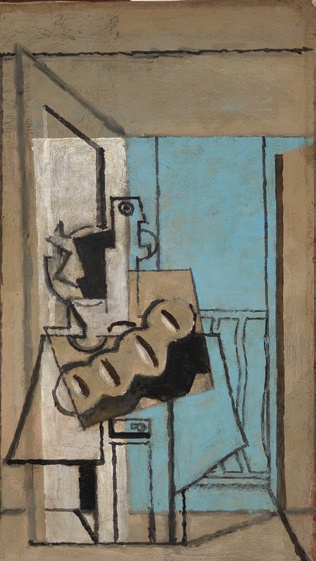 Louis Marcoussis, Interior