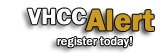 VHCC Alert Register Today!