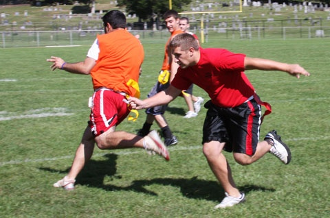 Flag Football Fall 2009
