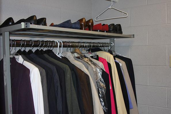Interview Closet