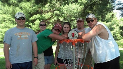 SGA Disc Golf