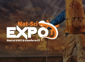Nat-Sci Expo - Start at VHCC & Transfer to VT