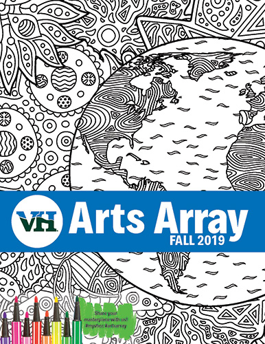 Arts Array Fall 2019 - Download it today!
