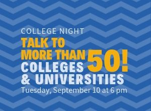 College Night NEWS image