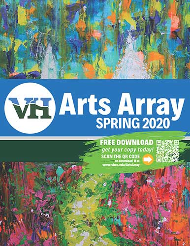 Arts Array Spring 2020 - Download your free copy today!