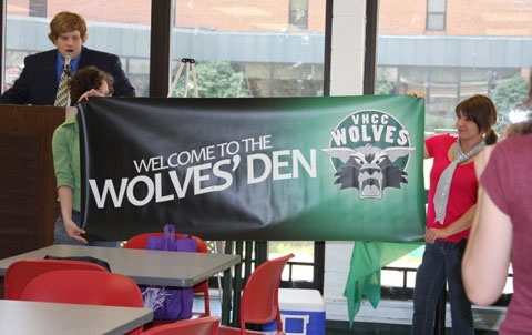Welcome to the Wolves' Den